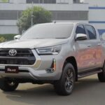New Toyota Hilux Double Cabin